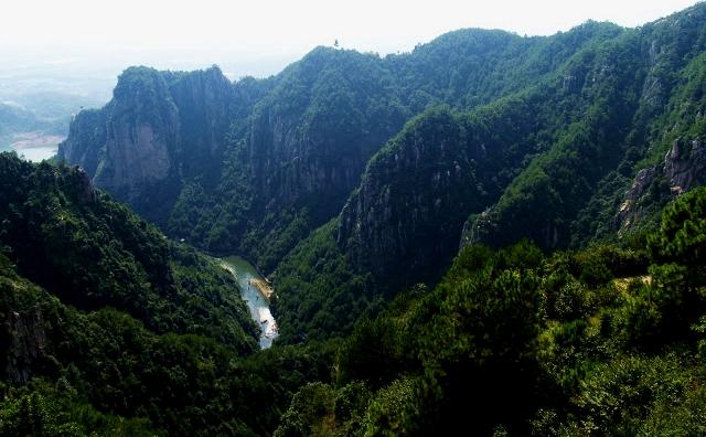 Горы Тяньтай