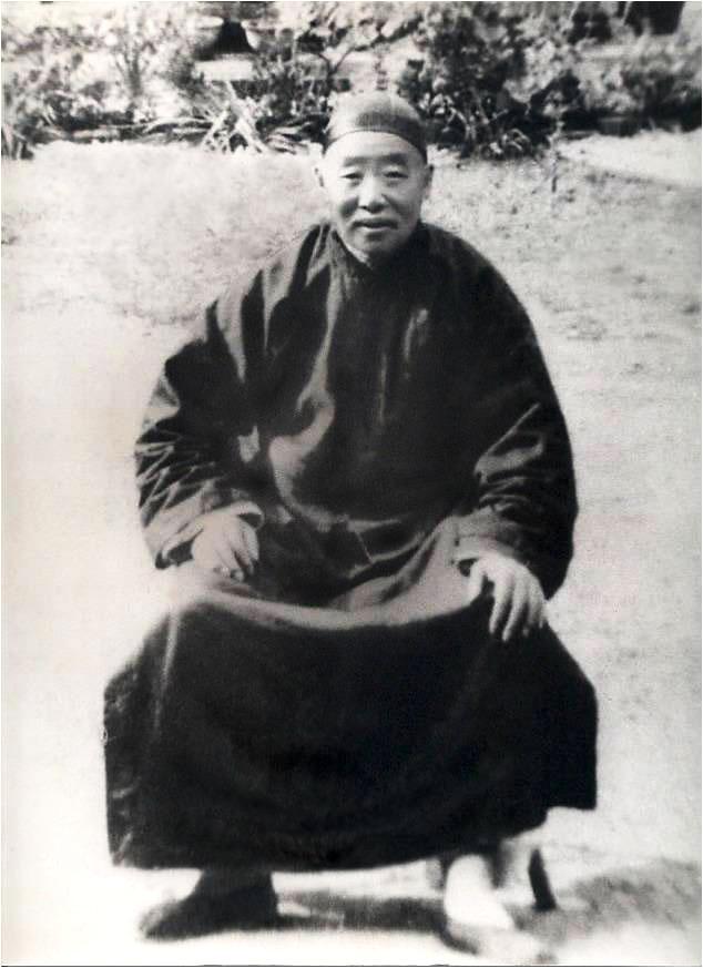Патриарх Гуань Дэмао